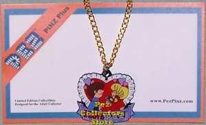 Pez Love Necklace