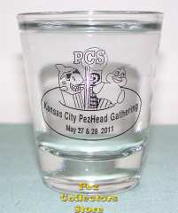 KC Gathering Shot Glass