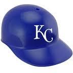 Kansas City Royals Baseball Helmet