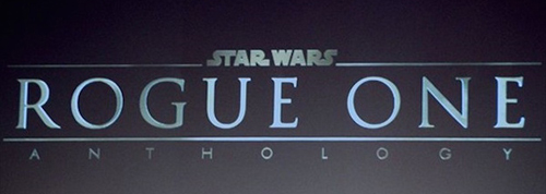 Star Wars Rouge One Logo