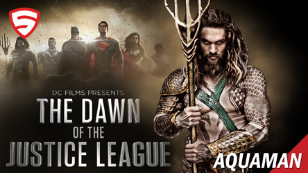 Aquaman joins Justice League Pez assortment