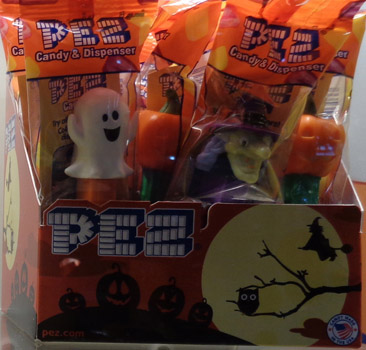 Halloween Pez Packaging update