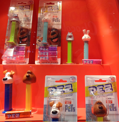 Secret Life of Pets Pez Assortment