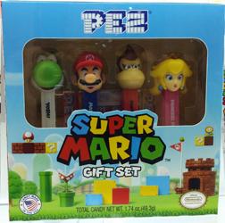 Super Mario Pez Gift Set