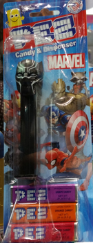 Marvel Black Panther Pez