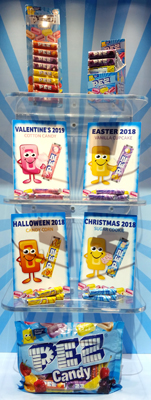 Pez Candy Packs