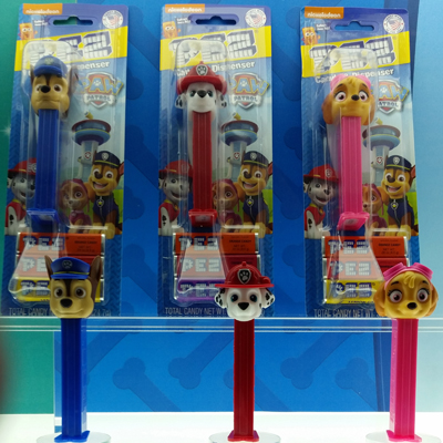 Paw Patrol Pez with Marshall