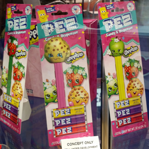 Shopkins Pez