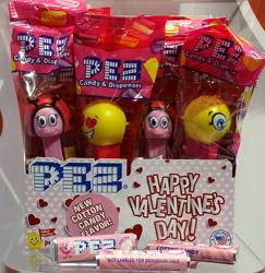 2019 Valentine Pez
