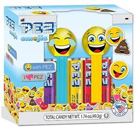 Crystal Emoji Pez Twin Pack