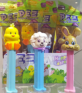 2019 Easter Pez