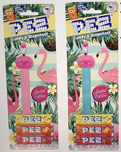 Flamingo Pez Set MOC