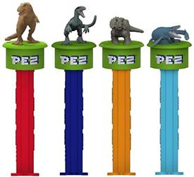 Jurassic World Click n Play Pez Set Loose