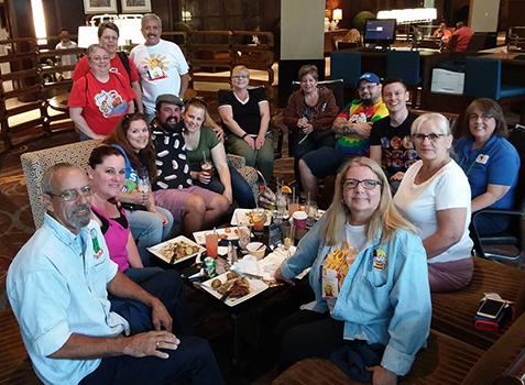 Northeast Pez Convention Friends Reunion