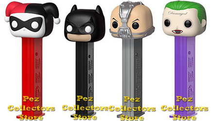 2019 DC POP! PEZ