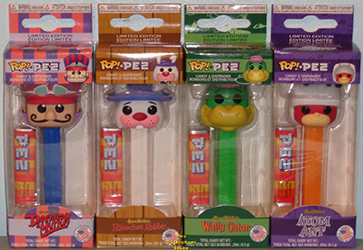 2019 Hanna-Barbera POP! PEZ Bundle