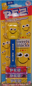 2019 Sweets and Snacks Expo Exclusive Pez