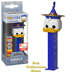 E3 Kingdom Hearts Donald POP! PEZ
