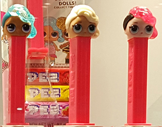 LOL Surprise Splash Queens Pez