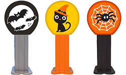 Mini Halloween Pez