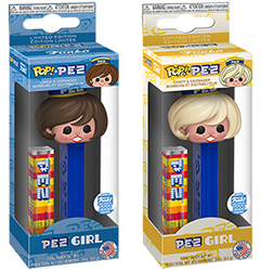 Pez Girls POP! PEZ