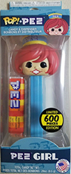 Red Hair PEZ Girl POP! PEZ