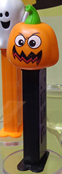 2020 Scary Pumpkin Pez