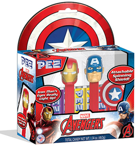 Marvel Interactive Pez Twin Pack