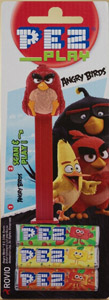 Angry Birds PEZ PLAY Card