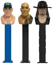 WWE Pez Loose