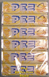 Banana Pez 6 pack