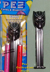Marvel Black Panther Pez MIB