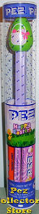 Easter Egg Pez with Easter Basket Mint in Tube