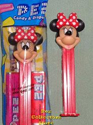 Rock The Dots Minnie Mouse Pez