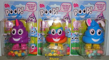 Oh Poop! Emoji Poopers Set
