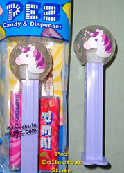 Unicorn Emoji Pez