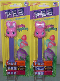2009 Mrs. Bunny variation Pez