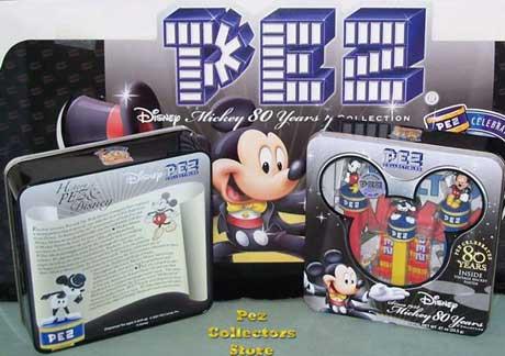 Mickey 80 Year Gift Tin