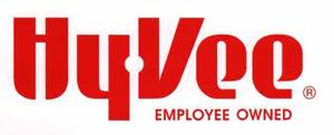 HyVee Grocery Promotional Pez Logo