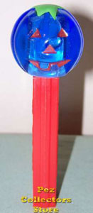 Red Eye Red Test Stem Pumpkin Pez