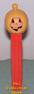 NF Two tone Pumpkin Pez