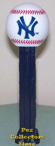 NY Logo New York Yankees Pez