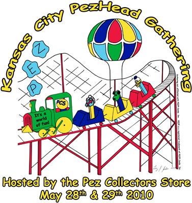 2010 Kansas City PezHead Gathering
