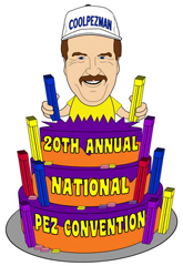 20th Annual National Pez Convention - St Louis, MO