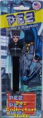 DC Comics Catwoman Pez Mint on Card