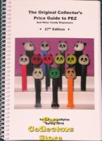2016 Laspina Original Collector's Price Guide to Pez - 27th Edition