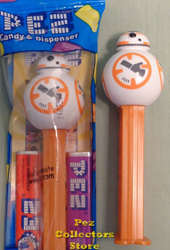 BB-8 Pez Mint In Bag