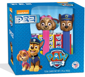 Paw Patrol Pez Twin Pack Boxed set
