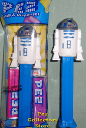 Red Dot R2D2 Pez