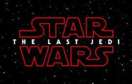 Star Wars 8 The Last Jedi Logo